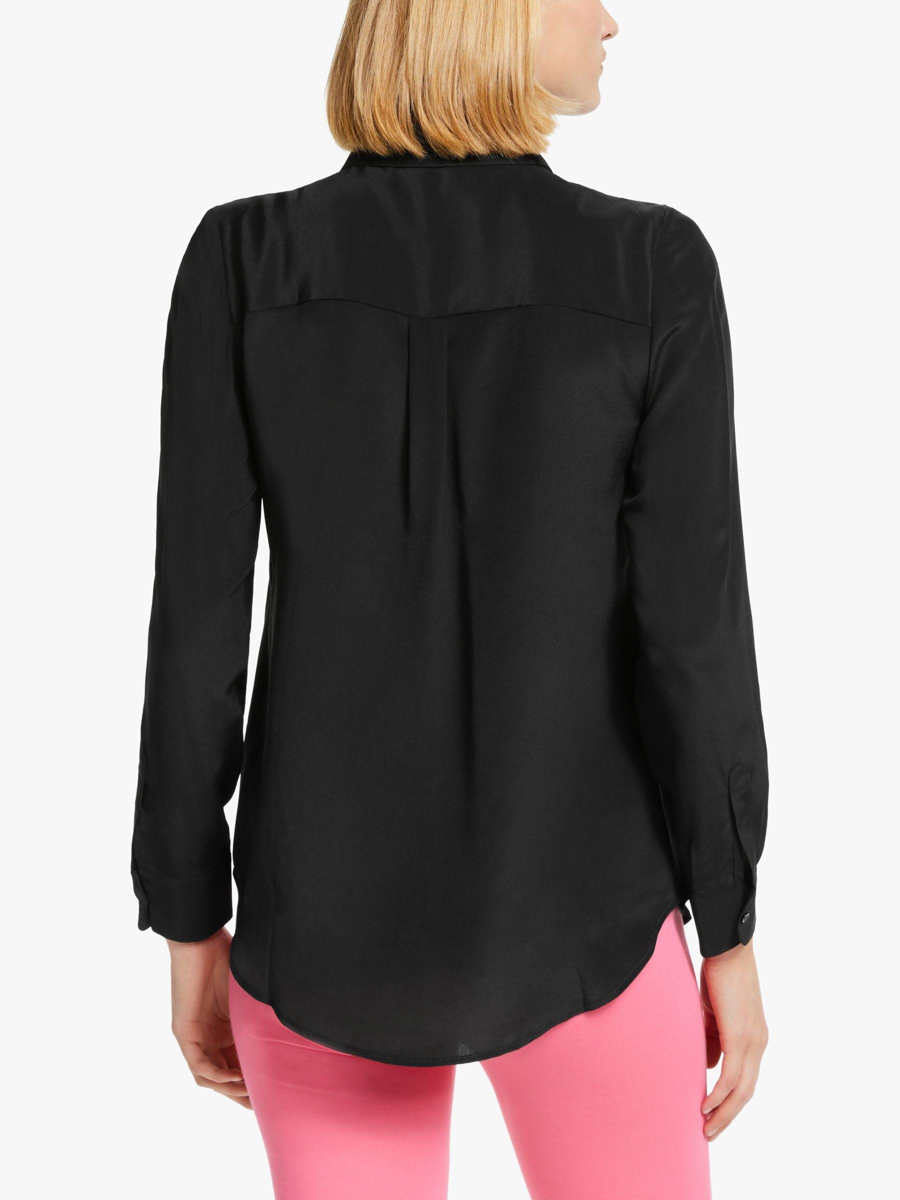 Boden The Silk Shirt in 2020 | Boden, Silk, Shirts