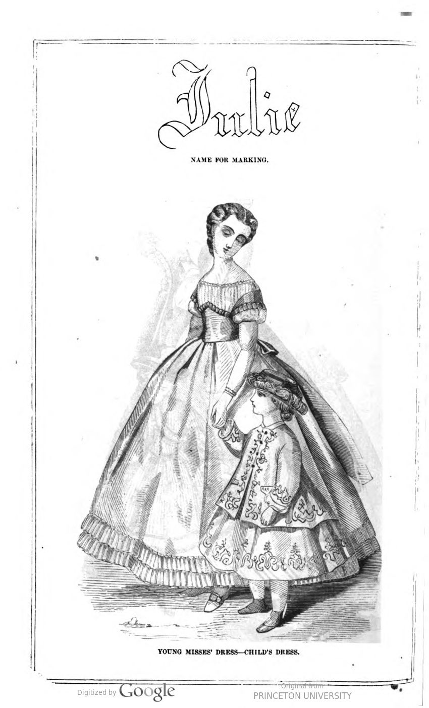 23afa84a9e31 image of page 250 young misses dress childs dress Julie  Peterson s ...