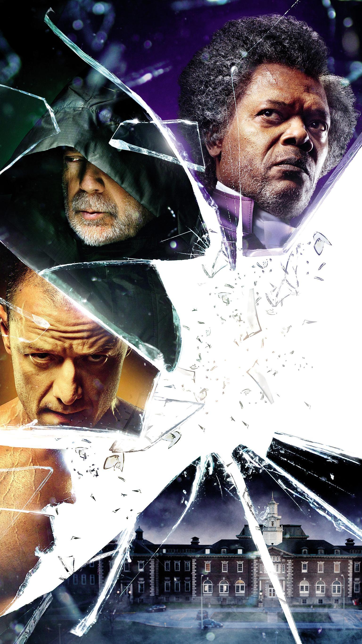 Glass 2019 Phone Wallpaper Moviemania Movies Movie Posters Full Movies