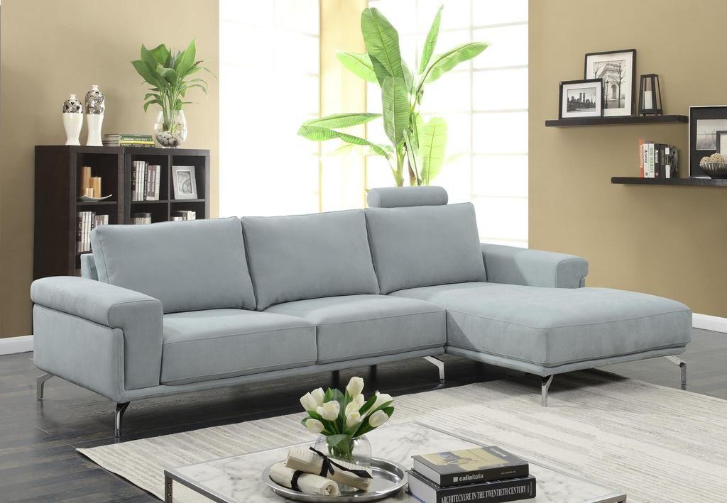 Pleasing Hot Deal Jackson Sky Blue Sectional Sectional Blue Dailytribune Chair Design For Home Dailytribuneorg