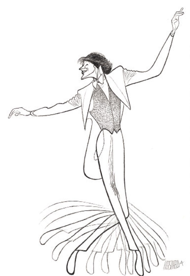 hirschfeld drawings - Google Search