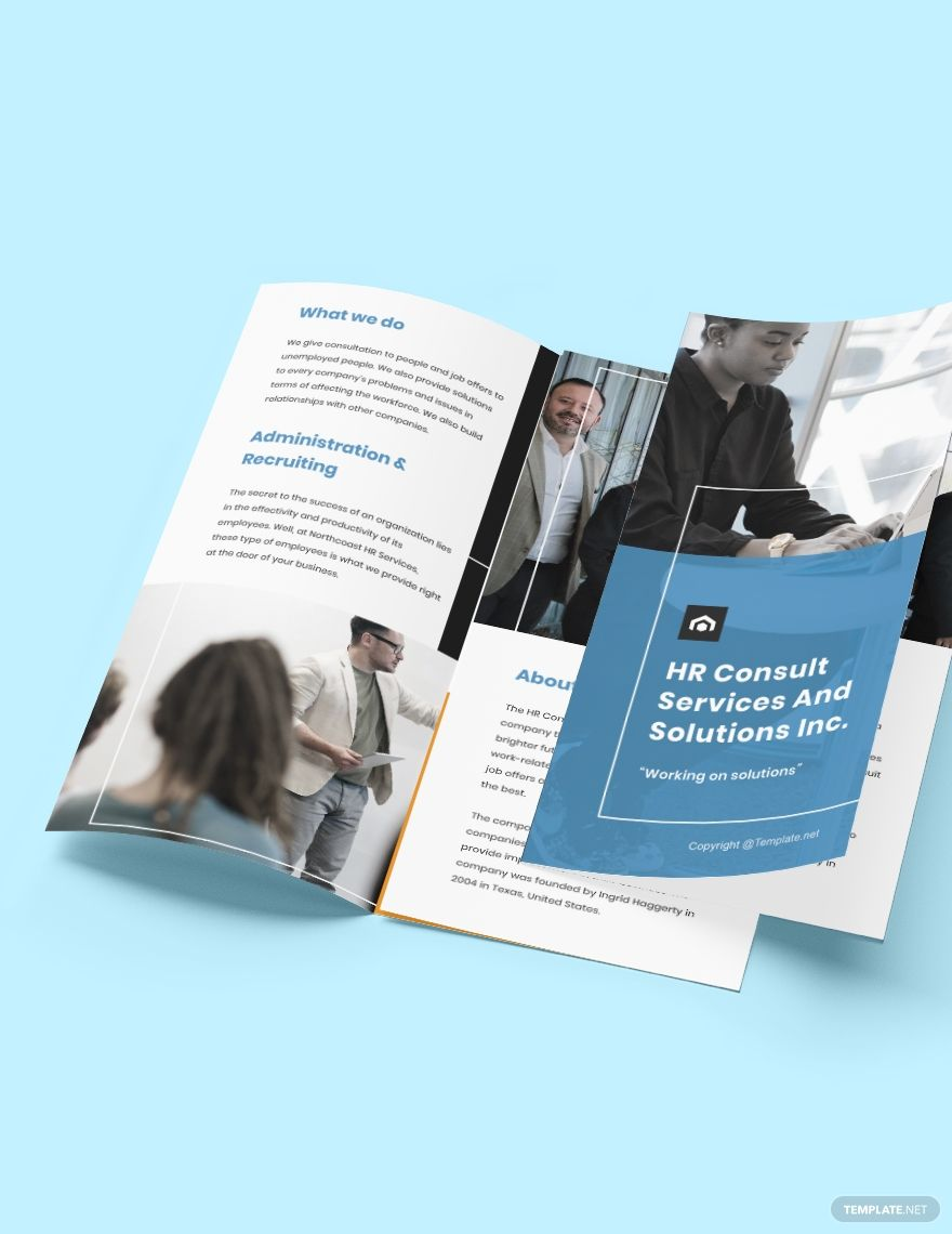 Free Modern Hr Brochure Word Psd Indesign Apple Mac Pages Publisher Illustrator Brochure Brochure Template Free Brochure Template Free brochure templates for mac
