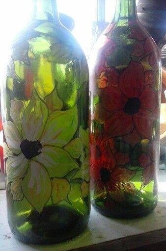 Bottle Art Nit-Lit