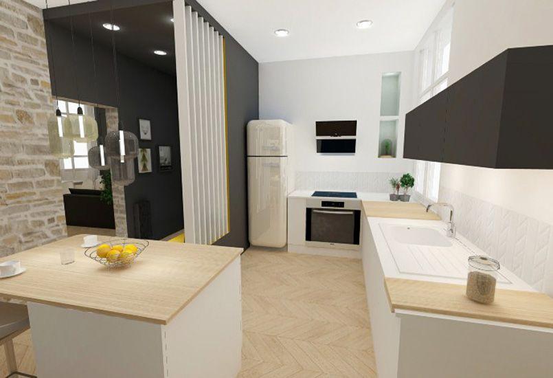 Home sweet home, lyon, place sathonay, appartement, rénovation - changer les portes interieures