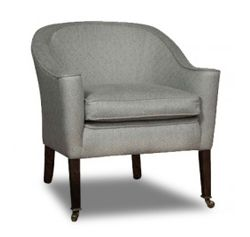 Aubrey Chair David Seyfried Armchairs - Classic and Contemporary Bespoke Furniture made in UK