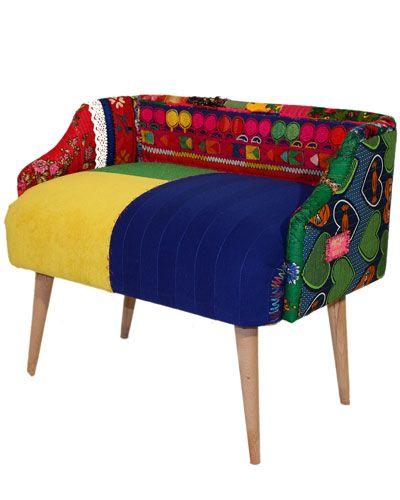 nuLOOM Nomad Chic Bench