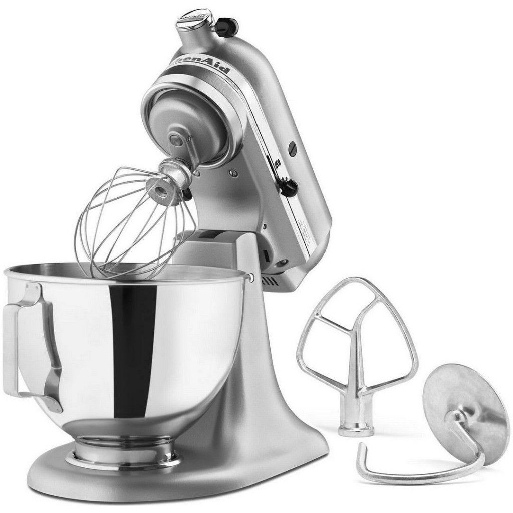 Kitchenaid Ultra Power Stand Mixer With Attachments High