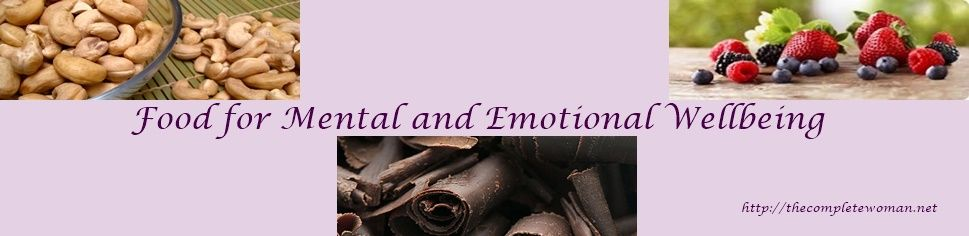 Food for mental and emotional health
