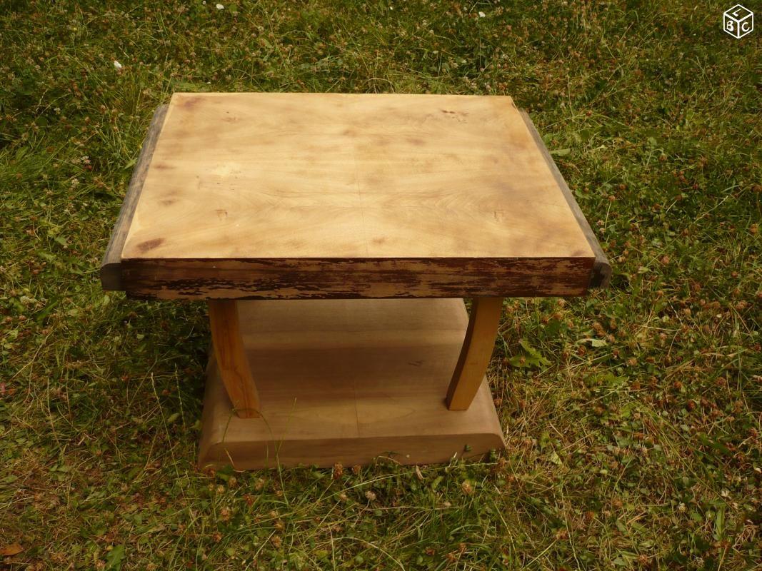 Petite Table Basse Ou Bout De Canape Annees 40 Bout De Canape Petite Table Basse Table Basse