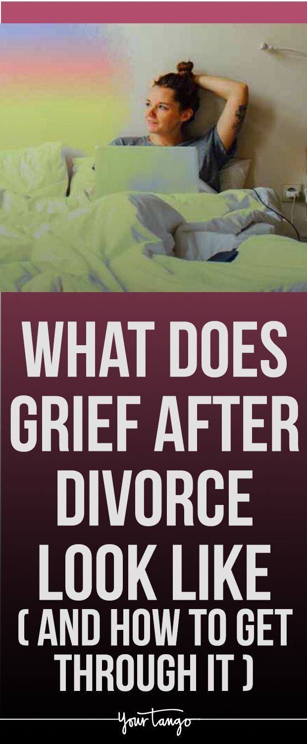 The Heartbreaking Reason It's Good To Grieve The End Of Your Marriage