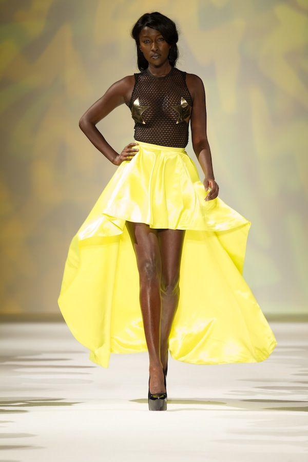 Pin by FuTurXTV on Black Fashion Week Paris By Adama Paris