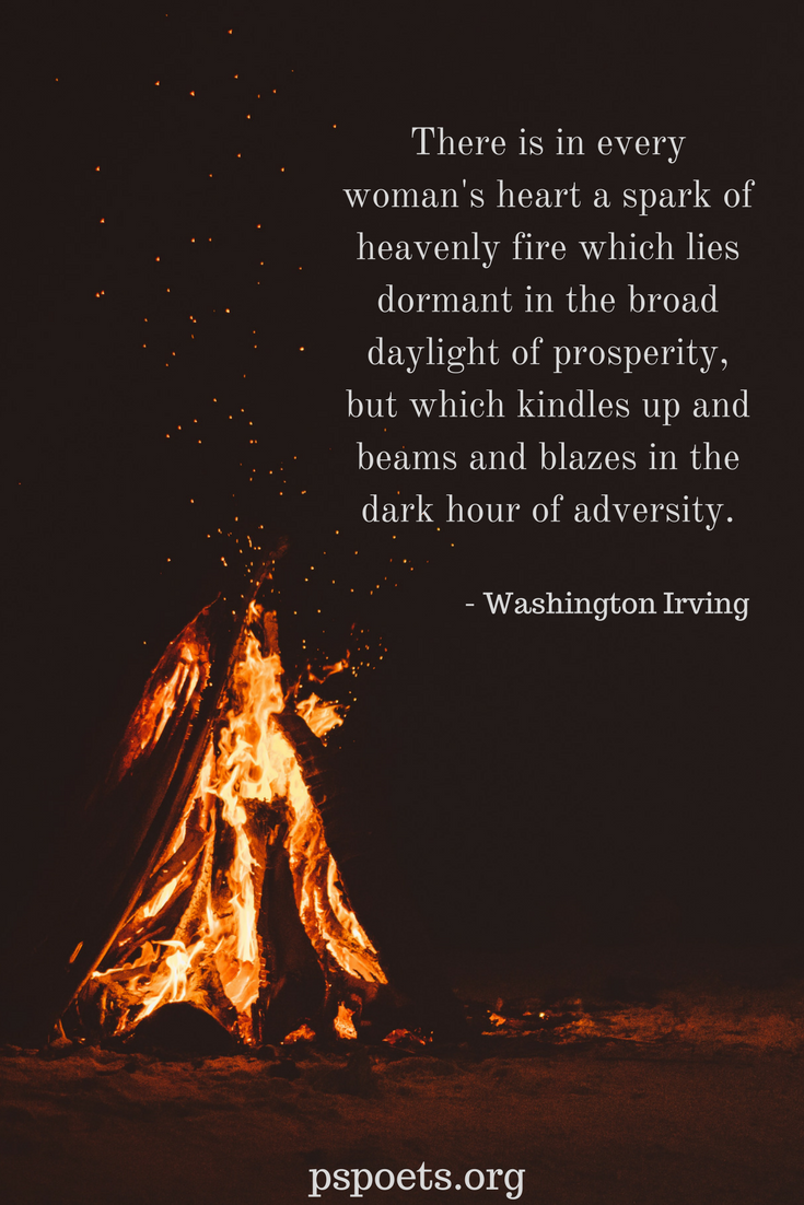 Washington Irving Quotes To Live By Philosophers Stone