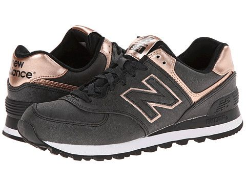 new balance wl574 rose gold