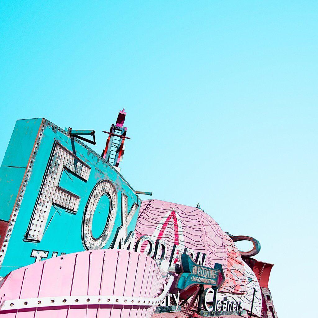 Las Vegas Neon Museum by Matt Crump