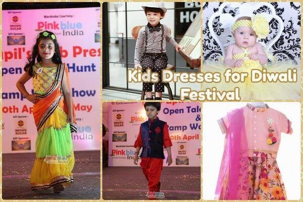 762c2d29d Kids Diwali Clothing Collection 2016 | Traditional Indian Wear for Boys and  Girls | Designer Children Dresses for Diwali Festival