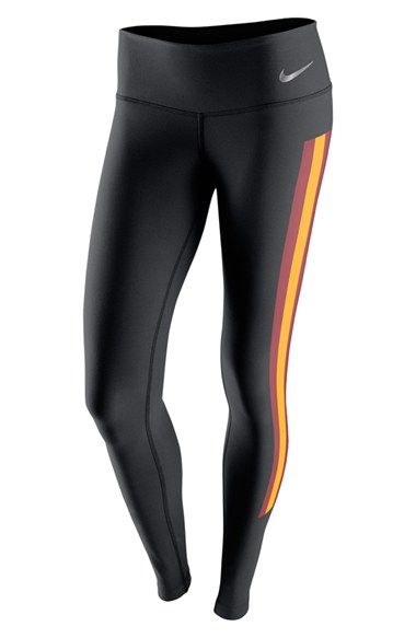 Nike 'Champ Drive Legend - University of Southern California' Logo Dri-FIT Tights