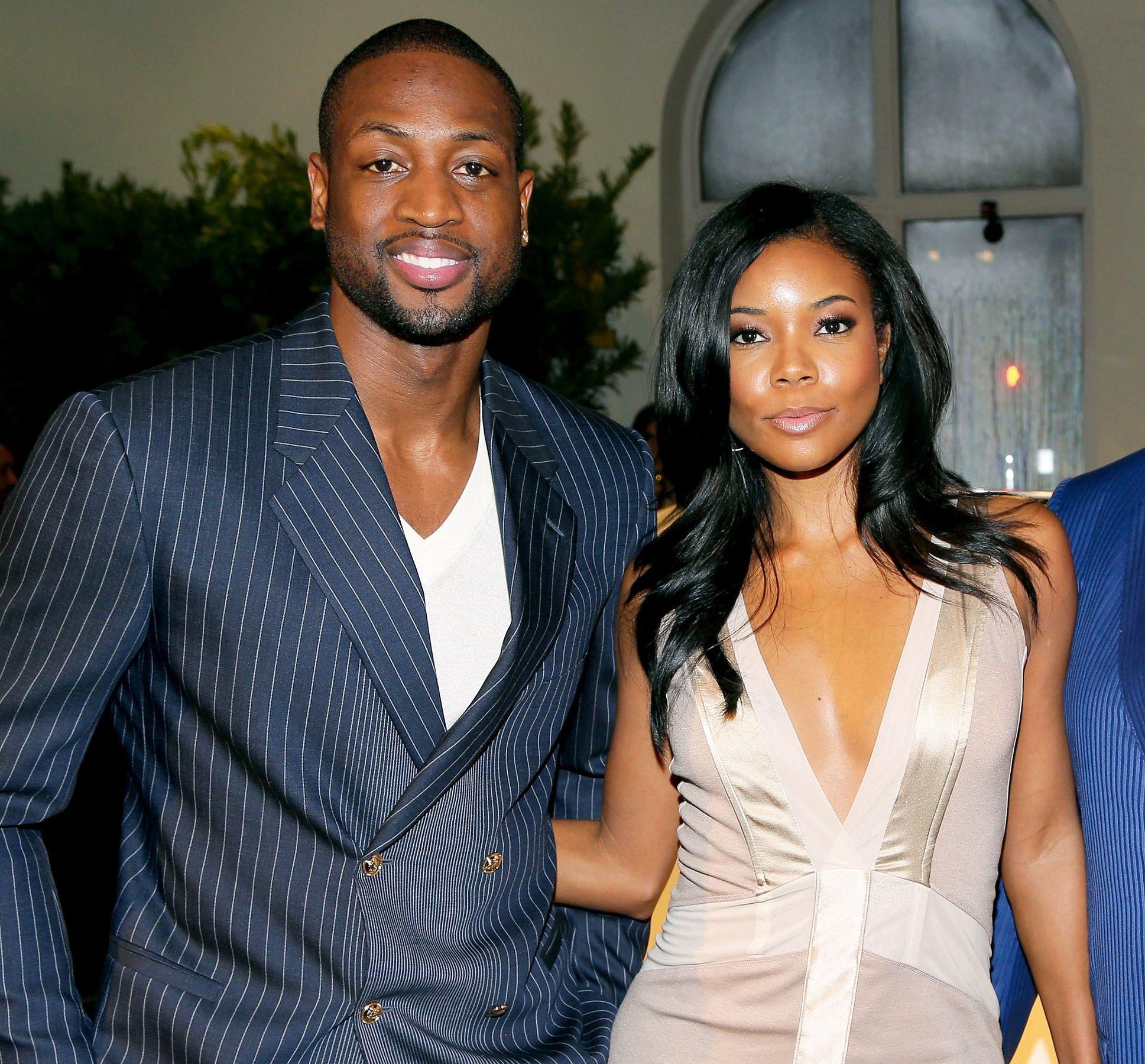 D wade and gabrielle set to wed in miami on august 30 2014 see dwyane wade fathered son on break from gabrielle union nba star admits junglespirit Gallery