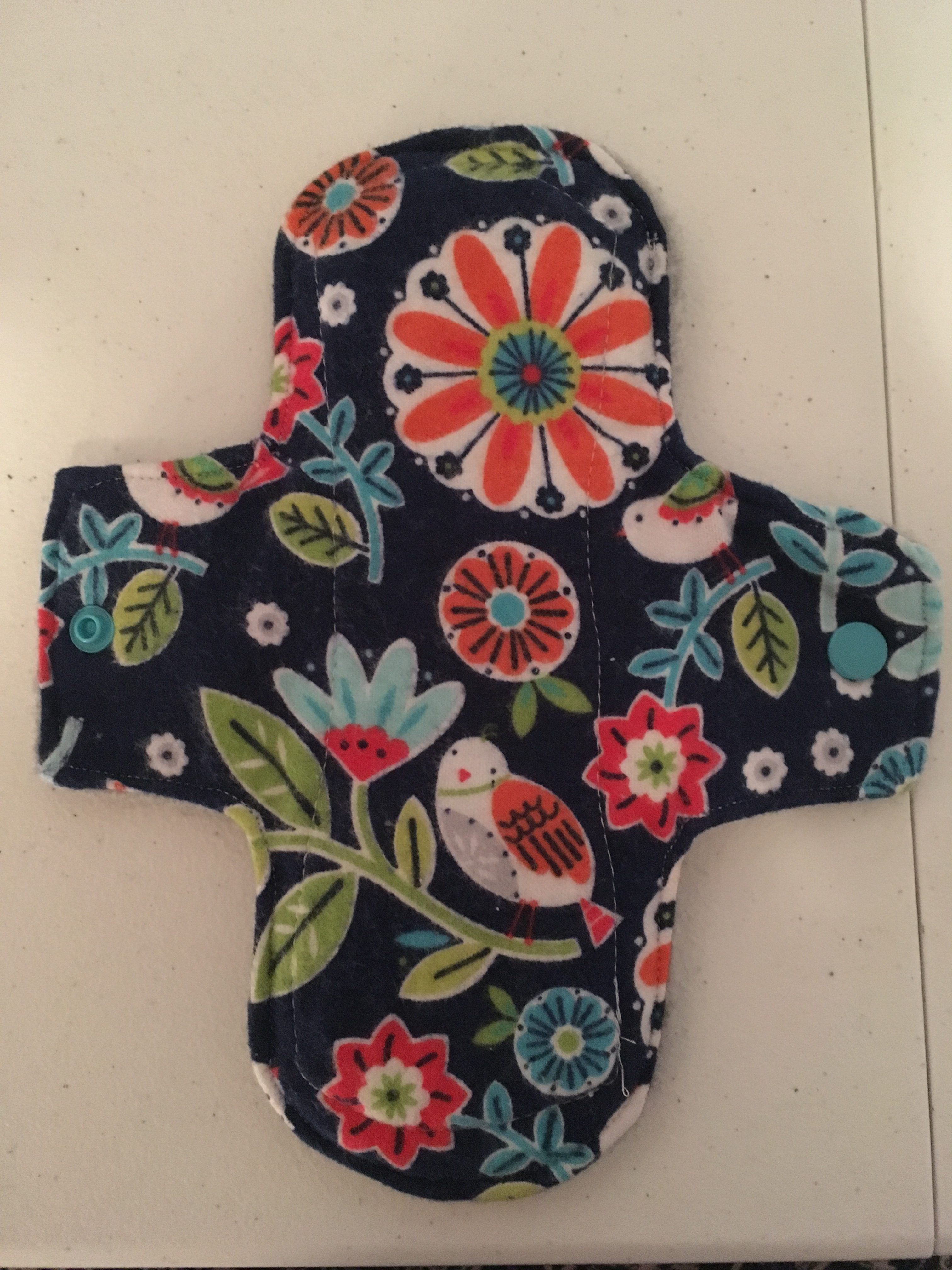How to Make Reusable Cloth Pads for Operation Christmas Child 10-14 Year Old Girl Shoeboxes ...