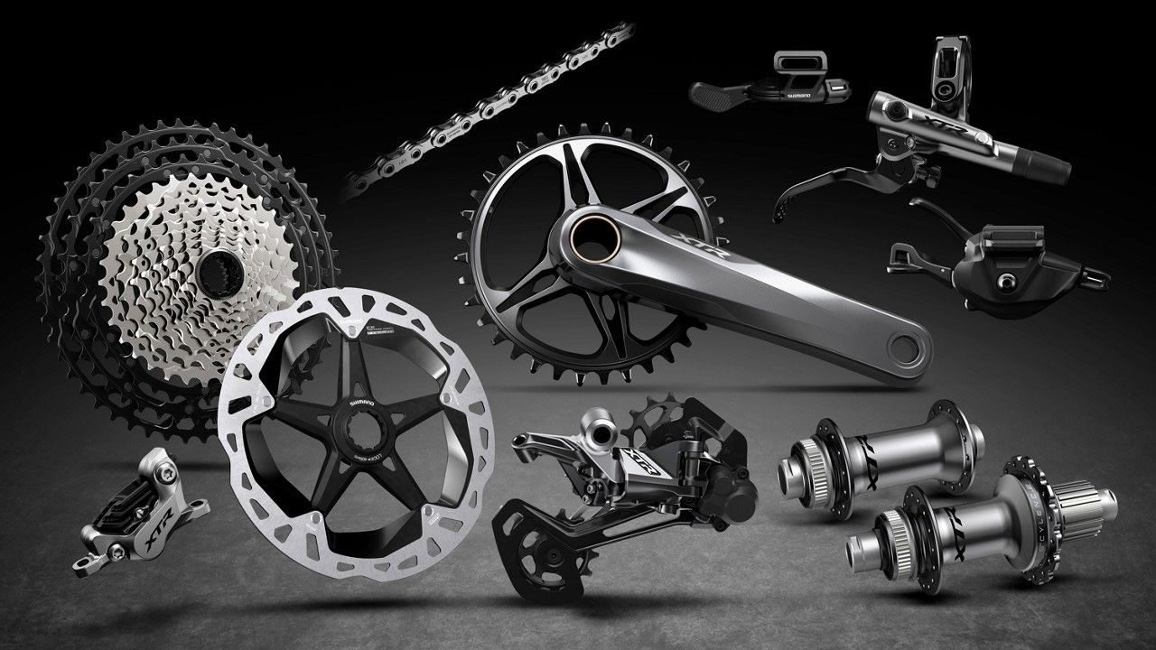 Shimano Announces 1x12 Drivetrain With New Xtr Line With Images
