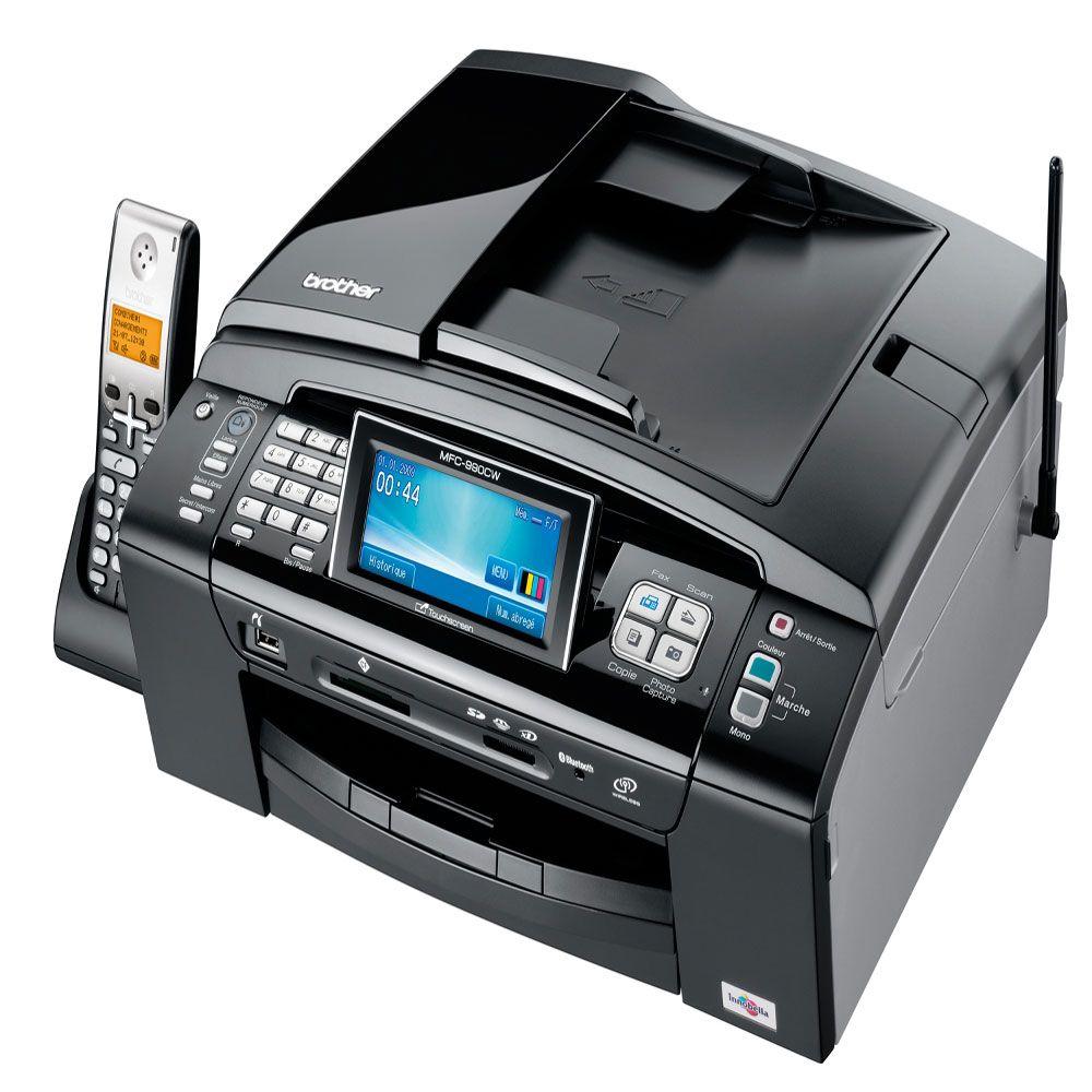Brother-inkjet-mfc990cw Inkjet Printers Cheap Printer Ink Cartridges Toner