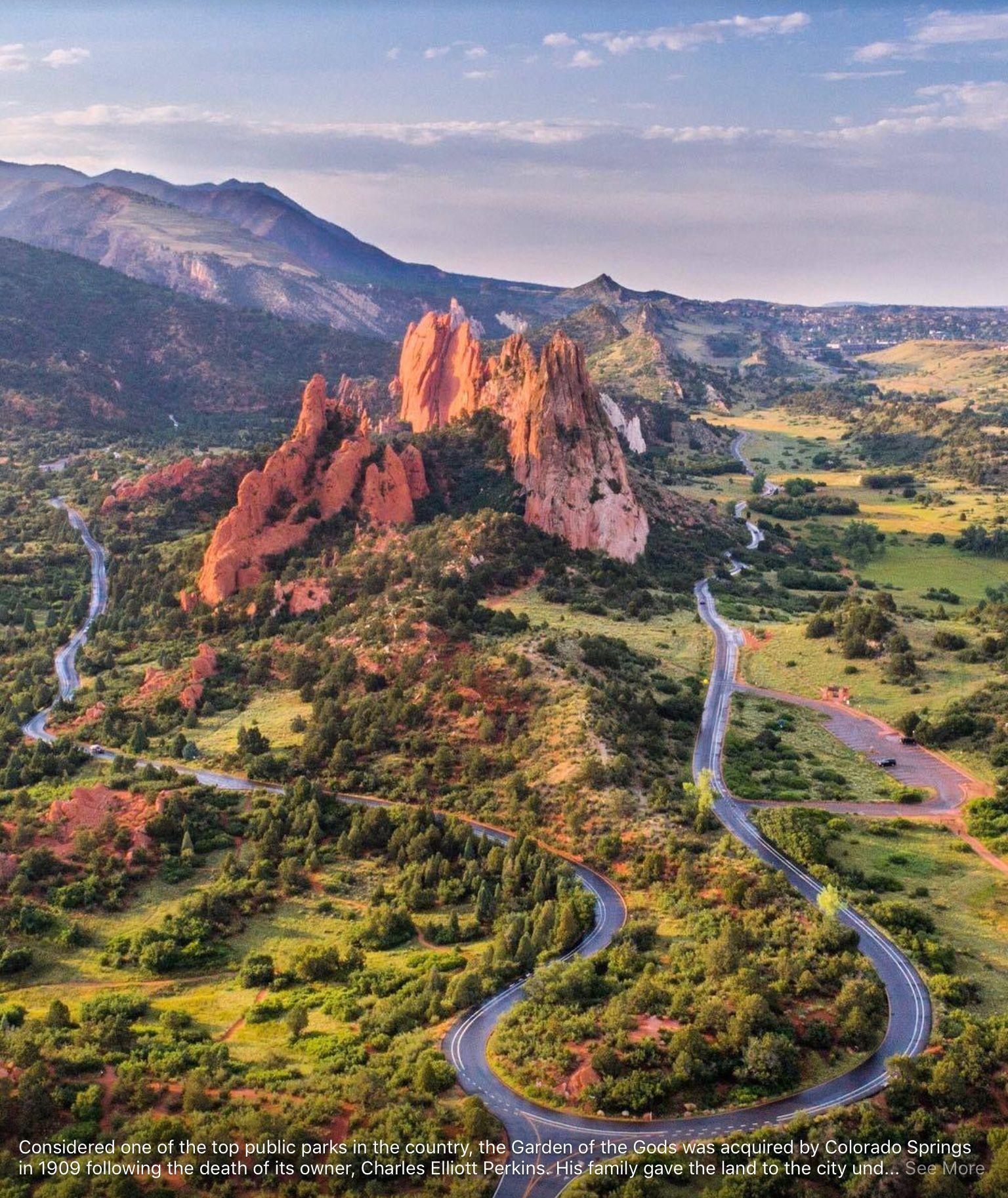 Colorado Springs And: 3rd Gen, CO Native Love