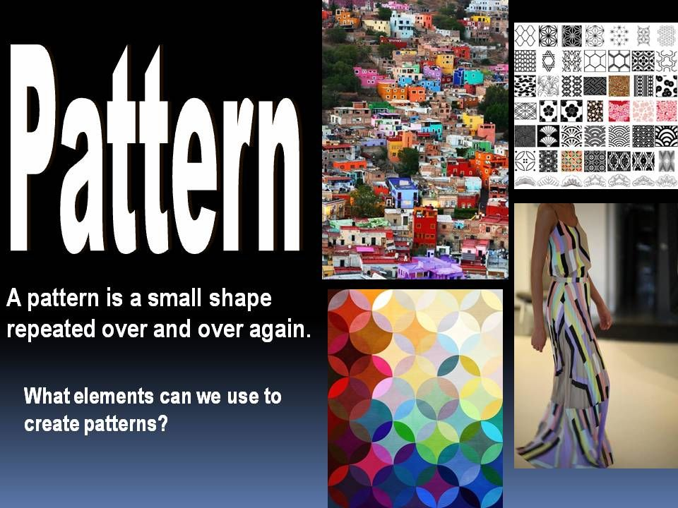 Principles Of Art Pattern : Principles of art pattern pinterest