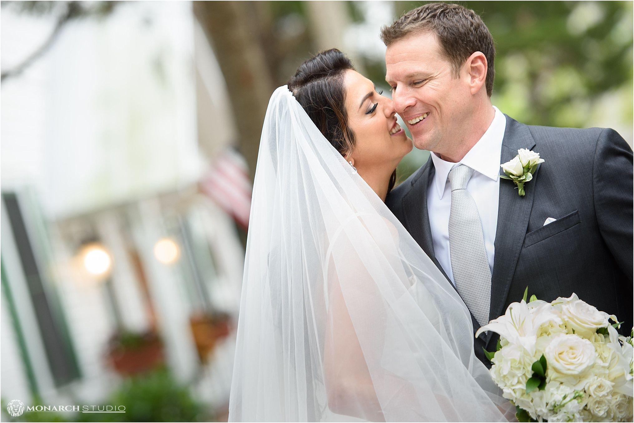 unique wedding locations in st. augustine florida - maggie