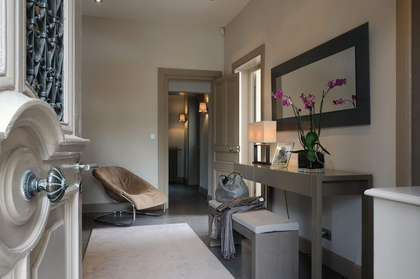 Entrée Decoration Interieur décoration interieur entrée | idées pour la maison | pinterest