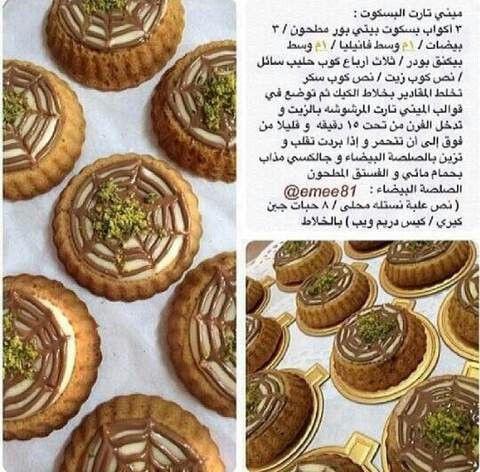 ميني تارت Yummy Food Dessert Food Receipes Food Recipies