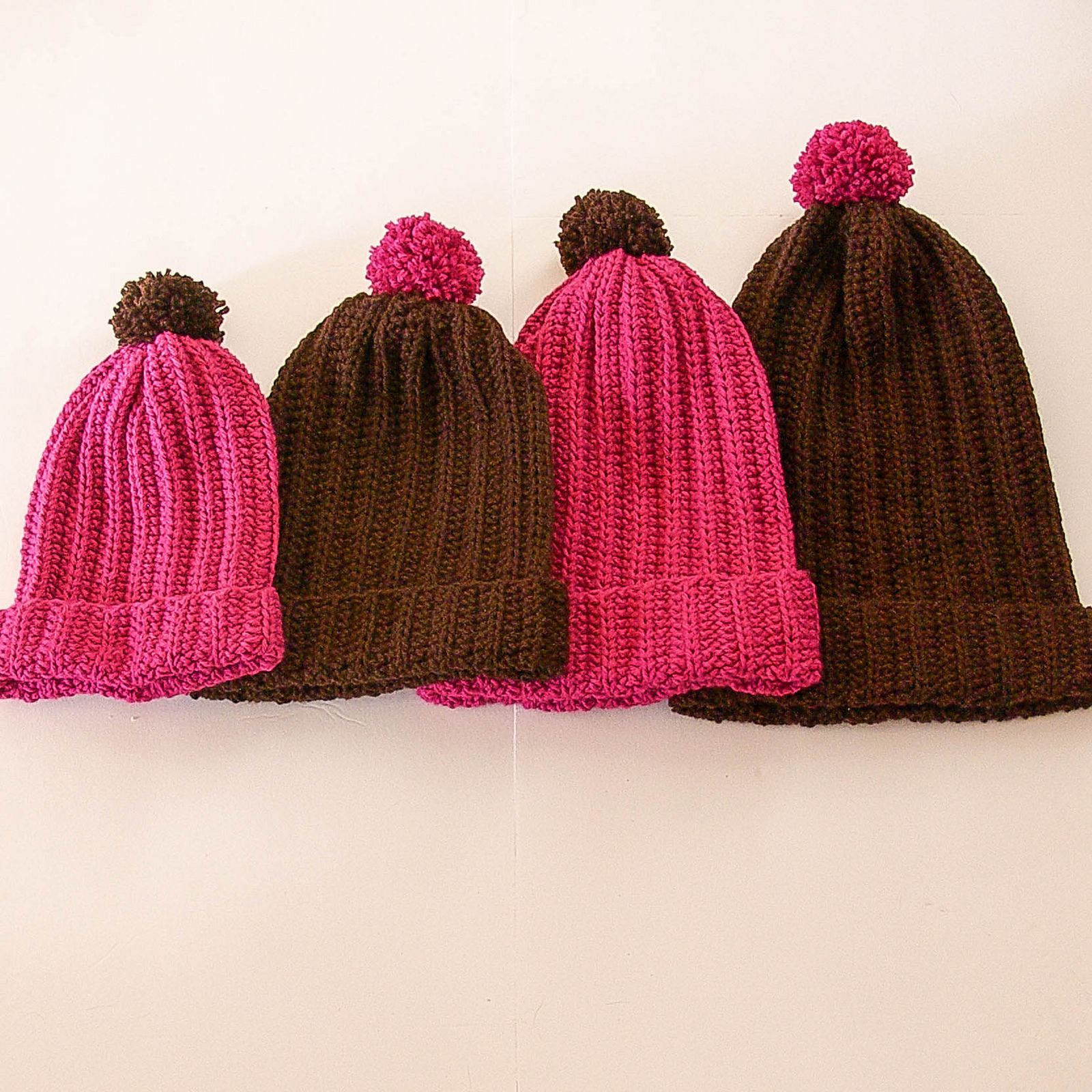 Simplest Slouchy Hat By Megan Meyer - Free Crochet Pattern - Adult ...