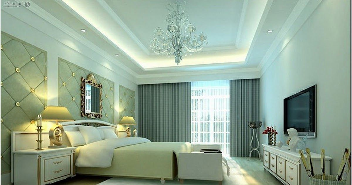 Bedroom Pop Ceiling Designs Images Small Roof Simple Ideas Home