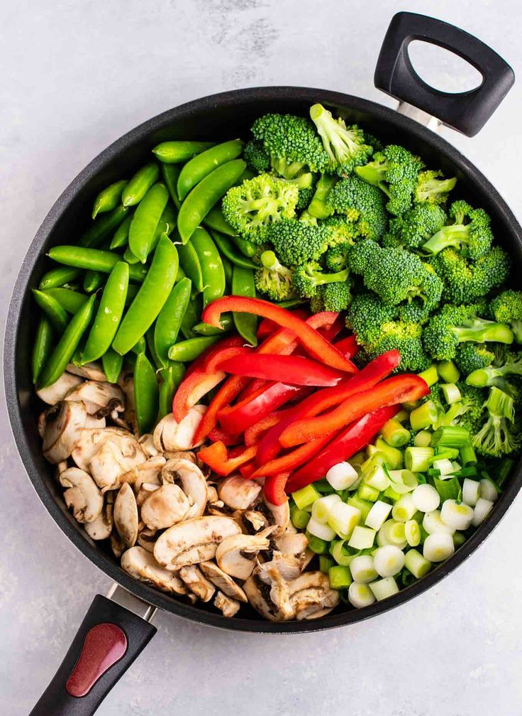 Broccoli stir fry recipe – this is so easy to make and the stir fry sauce is o #stirfrysauce