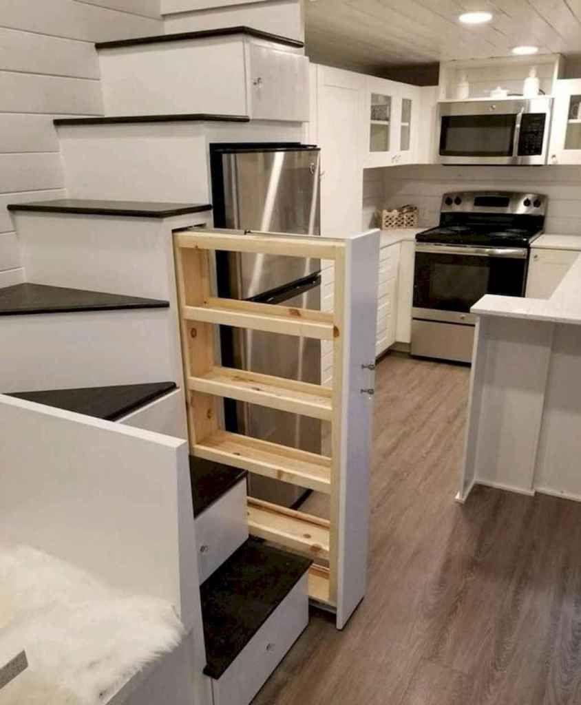 25 Space Saving Tiny House Storage Organization And Tips Ideas Tiny House Interior Design Tiny House Storage Small House Design