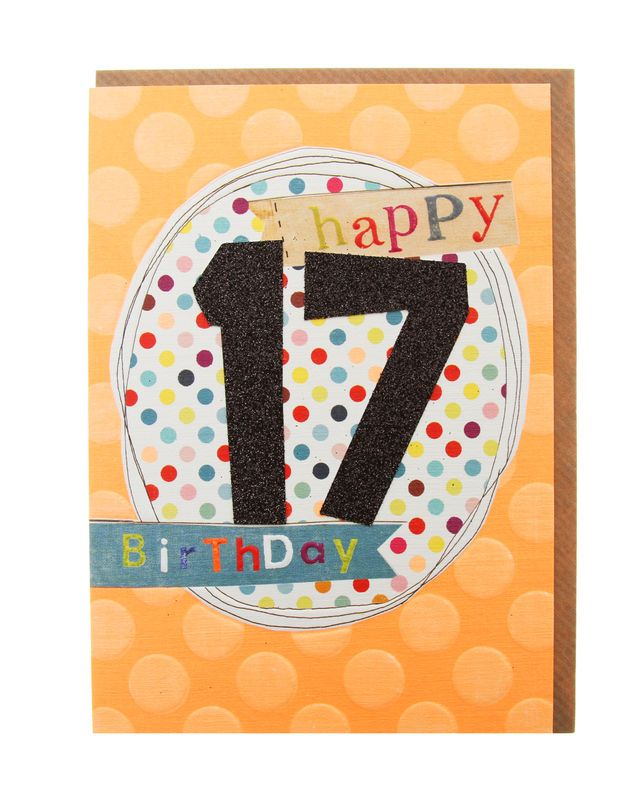 17th Birthday Card Ideas Image Collections Free Birthday Card Design