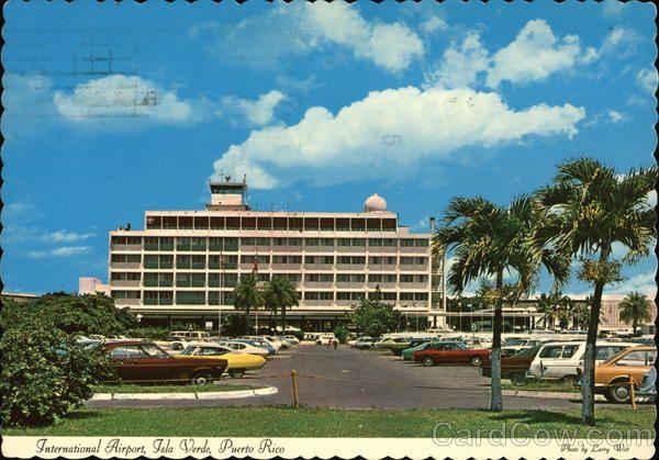 international airport puerto rico pasajero. Black Bedroom Furniture Sets. Home Design Ideas