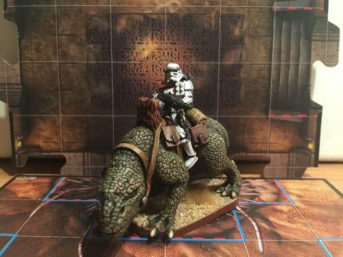 Star Wars: Imperial Assault – Captain Terro Villain Pack | Image  | BoardGameGeek