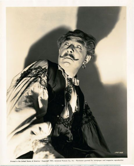 Bela Lugosi in The Wolf Man