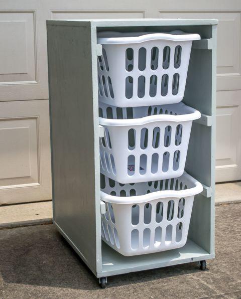Laundry Closet Organization Dollar Tree