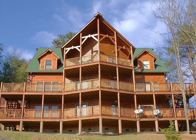 Big Bear Lodge Is The Perfect Setting For Corporate Or