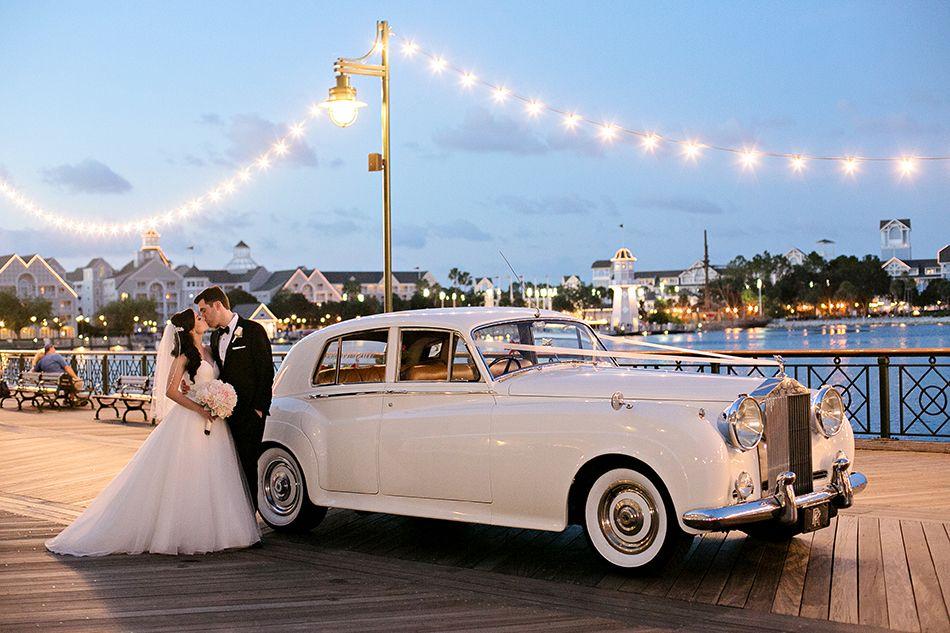 Fairytale Disney Wedding Of Jessica And Matt Orlando Wedding Photographer Kristen Weaver Photography Disney Boardwalk Disney Wedding Disney Boardwalk Resort
