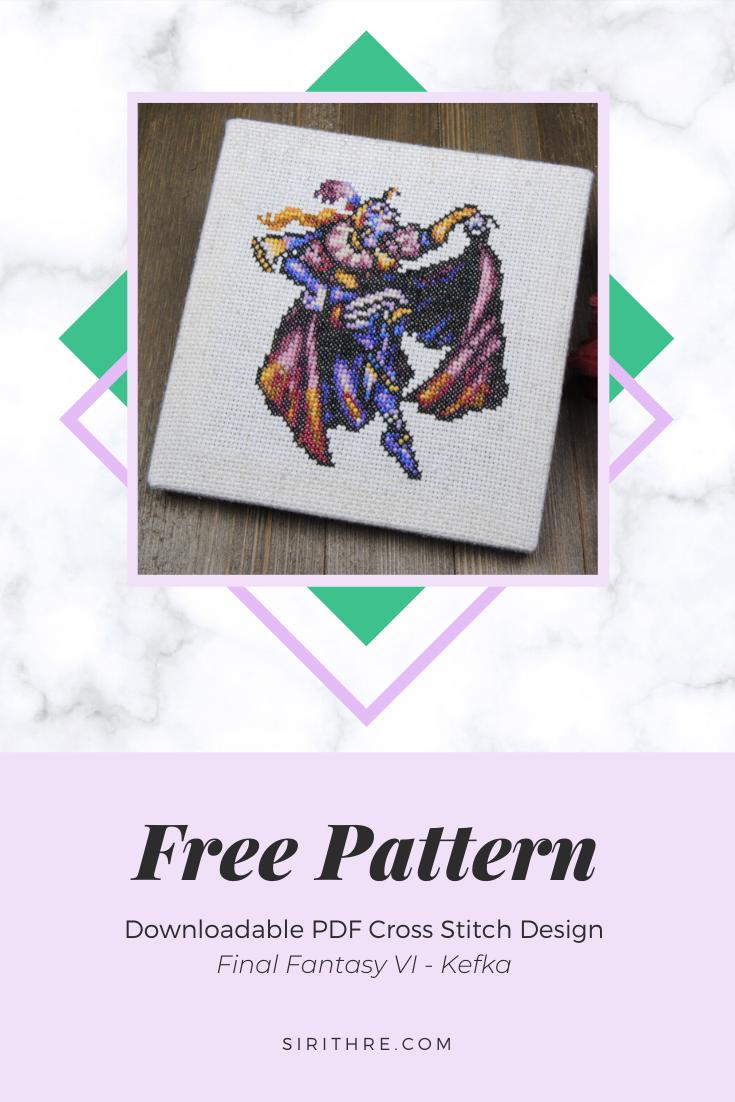 Free Cross Stitch Patterns In 2020 Fantasy Cross Stitch Cross
