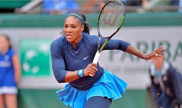 Serena Williams falls at final hurdle in chase for Steffi Graff's Grand Slam record