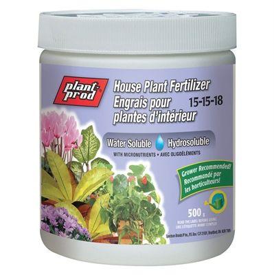 Plant Pr*D Water Soluble House Plant Fertilizer 400 x 300