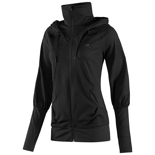 WOMEN'S ADIDAS POWERLUXE NO-FUSS JACKET