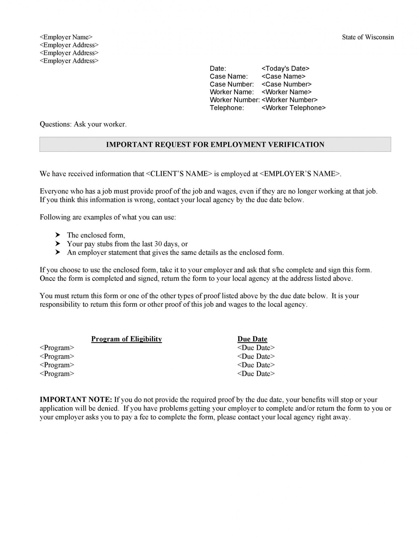 Get Our Sample Of Pay Frequency Change Notice Template Letter Templates Letter Of Employment Letter Sample