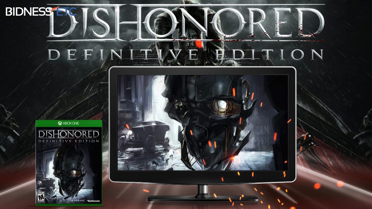 Dishonored Definitive Edition Now Available For Pre Order On Microsoft Xbox Live Dishonored Xbox Live Stock Market Data