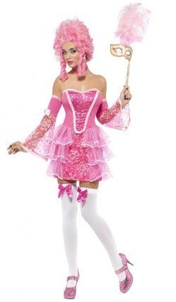Costume Marie Antoinette - Femme