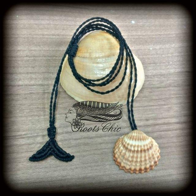 Encomenda pronta da sereia @rafaela_duarte   #sereia #sereismo #concha #shell #colar #acessorio #acessoriodesereia #boho #gypsy #maceio #beach #beachjewelry