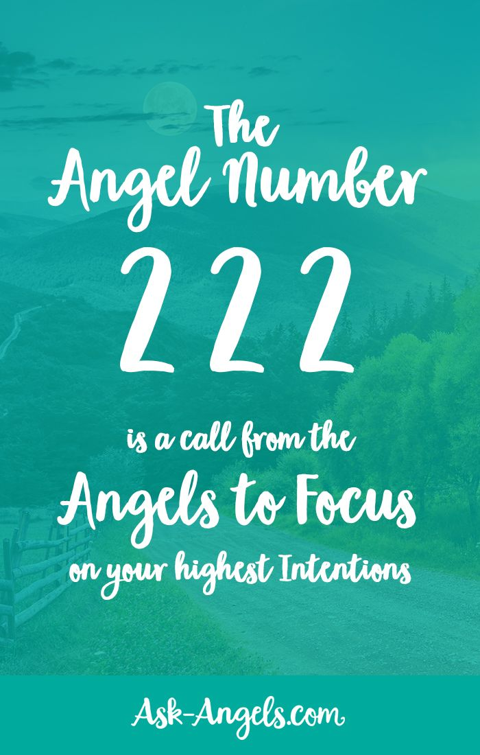 Decipher The Meaning Of 222, An Angel Number – 6 Meanings Of