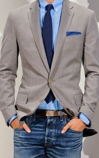 The difference between men's sports jackets and blazers is not so ...
